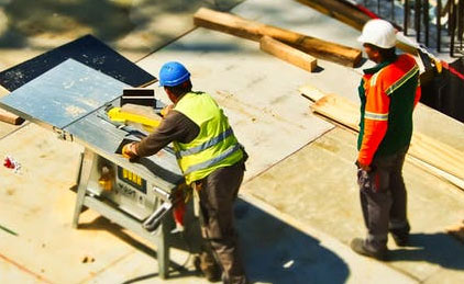 Workers Comp for Construction Site Injuries