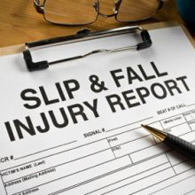 Workers' Compensation Claims for Slips and Falls