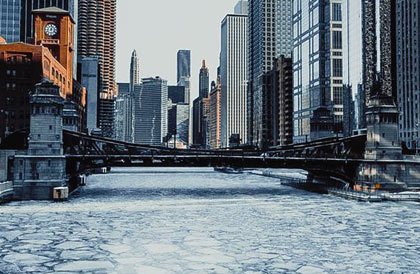 Winter Weather-Related Workplace Injuries in Chicago, Illinois